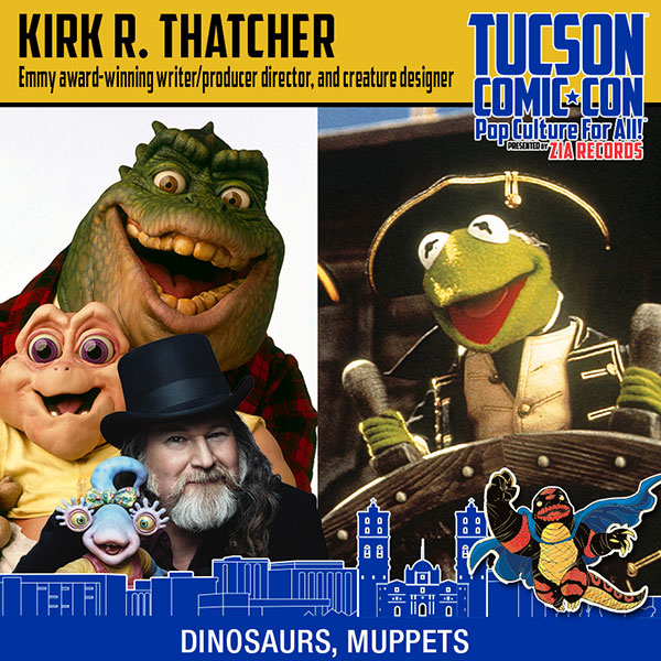 2018 CELEBRITY GUESTS | Tucson Comic-Con